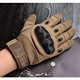 Reebow Gear Military Hard Knuckle Tactical Gloves