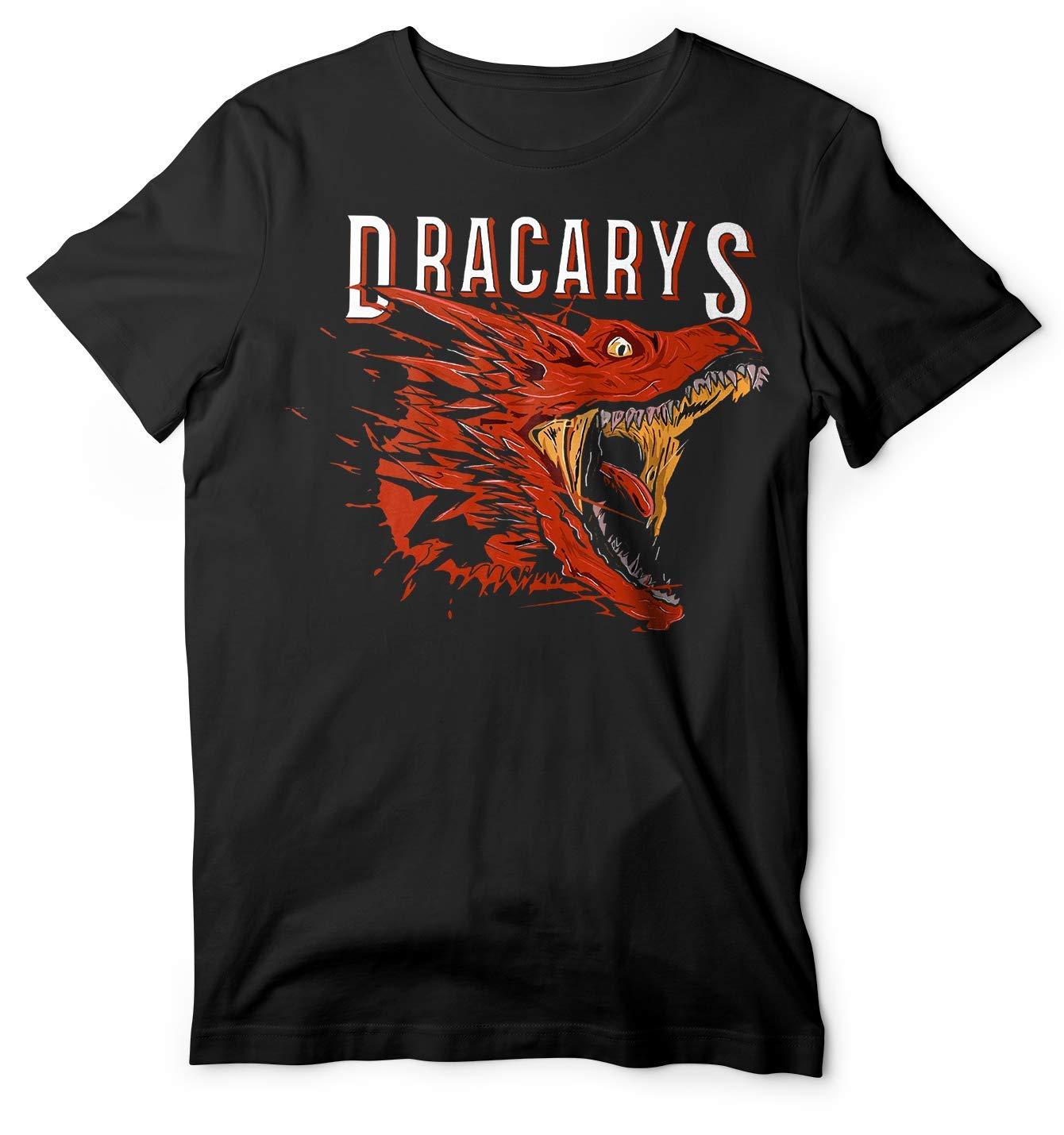Dracarys Shirt Mother Of Dragons Khaleesi Shirt Dragon Fire 2361