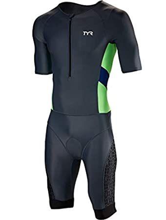 Amazon.com: TYR Competitor Triathlon Speedsuit - Bañador ...