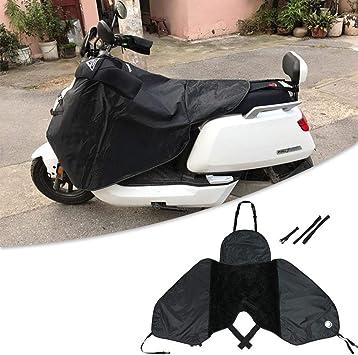 Dequate Linuscud Beinabdeckung Beinabdeckung Für Motorrad Universal Wasserdicht Oxford Schwarz Auto
