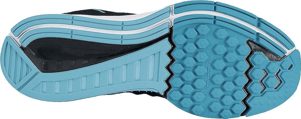 f4015e9834f Nike Homme Chaussures Air Zoom Structure 18 - - Bleu Lagon Noir Lime Flash  401 (Blue Lagoon Clearwater Black Flash Lime)