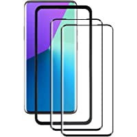 TenYll for Xiaomi Redmi Note 8 Pro Screen Protector, 9H Hardness HD Clear Easy Tempered Glass Screen Protector for Xiaomi Redmi Note 8 Pro. Black (2 Pack)