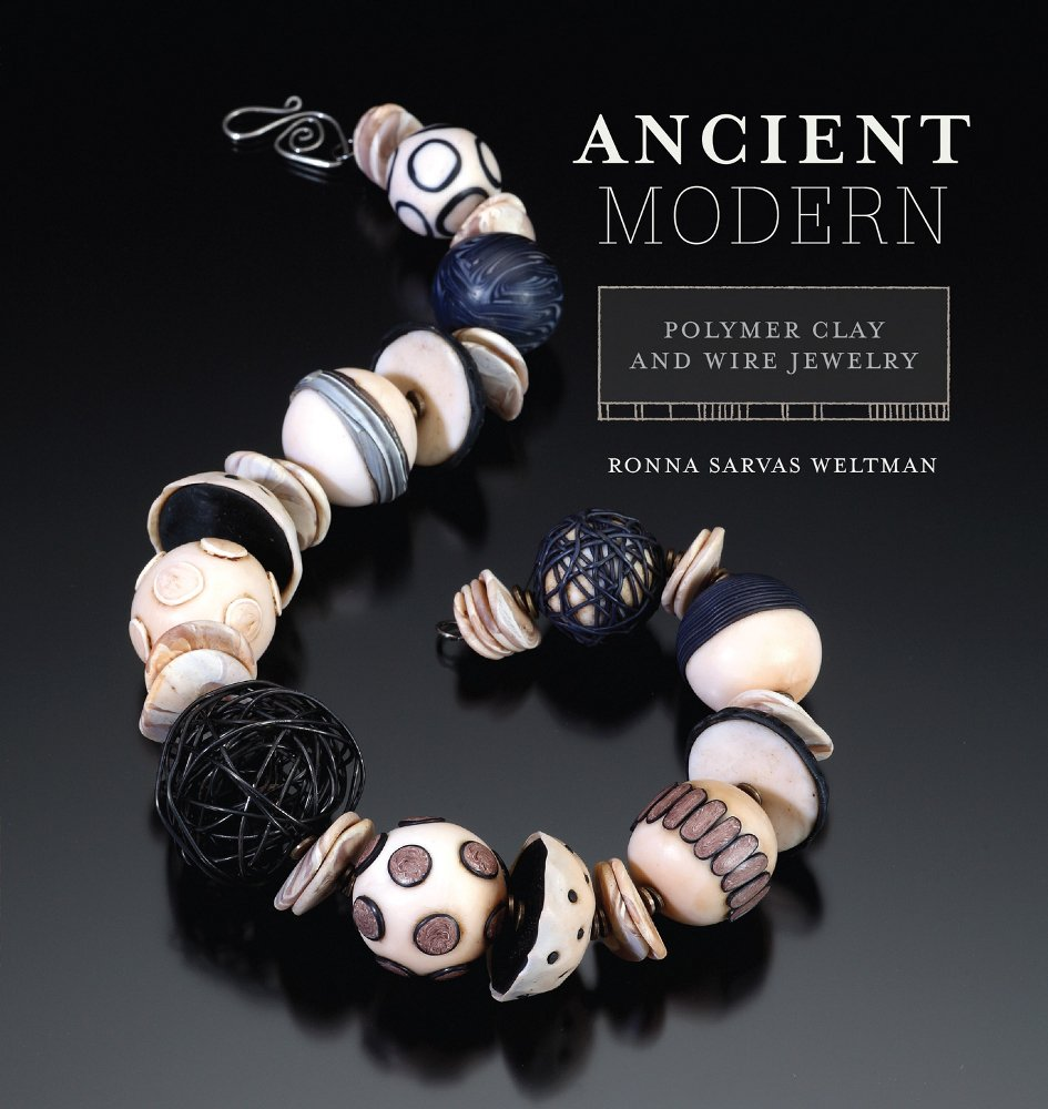 Ancient Modern Polymer Clay Jewelry product image