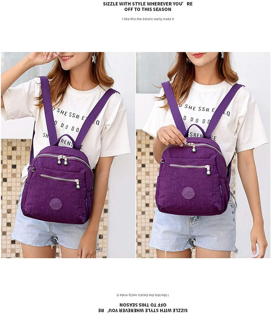 School Latest Models Outdoor Nine Colors Guyuexuan The Girls Versatile Backpack is Perfect for Everyday Travel Fresh and Simple Travel Work Fashion and Leisure
