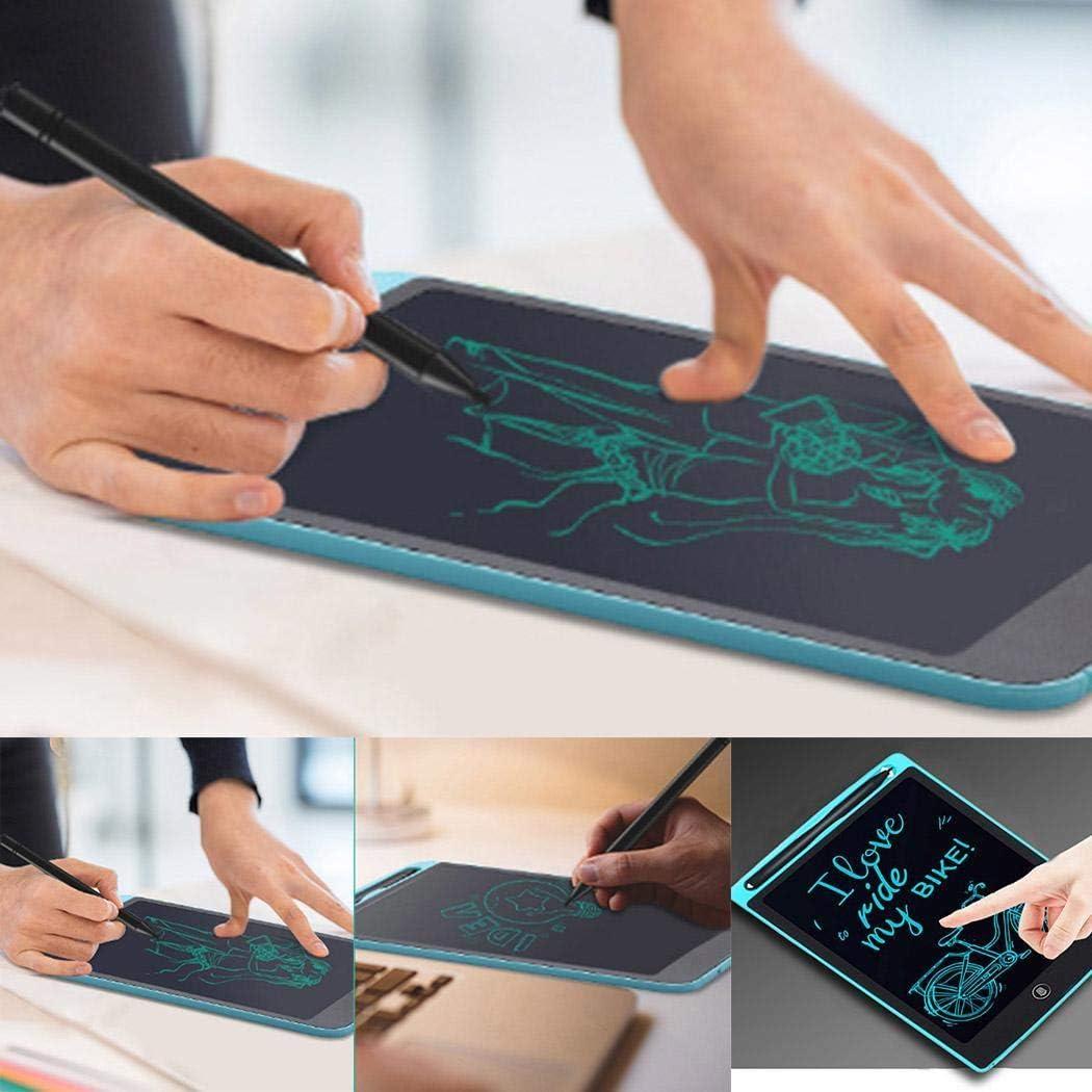 SummerRio 6,5-Zoll-LCD-elektronisches Zeichenbrett Kids Grobe Handschrift Writing Tablet Tablet PCs