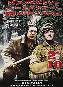 Hawkeye and the Last of the Mohicans, Vol. 1 & 2