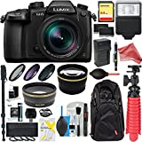 Panasonic LUMIX GH5 20.3MP PRO Digital Camera BUNDLE with 12-60mm Lens Dual Battery + Exclusive DigitalAndMore Accessory Bundle