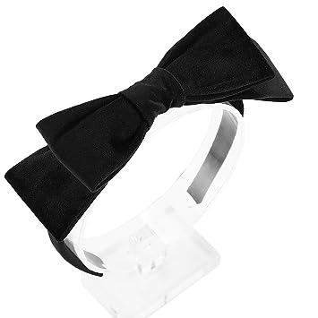 Velvet Hairband for Women Girls Hair Accessories Headband Big Bow Headwear Party