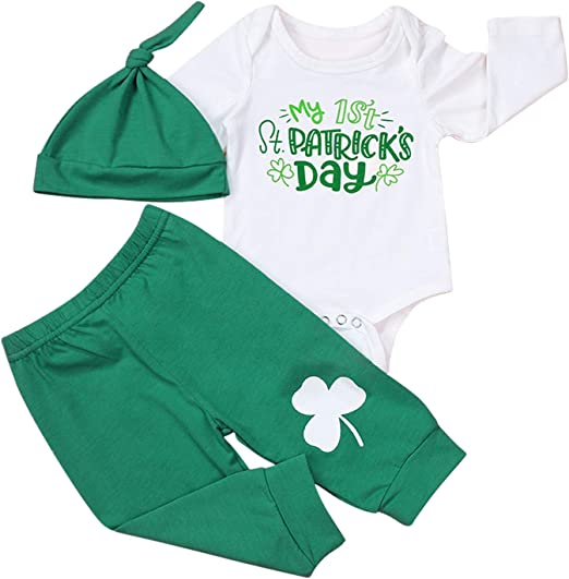 St Patrick/'s Day Daddy/'s Lucky Charm Infant//Toddler Girls T-shirt 12 Months