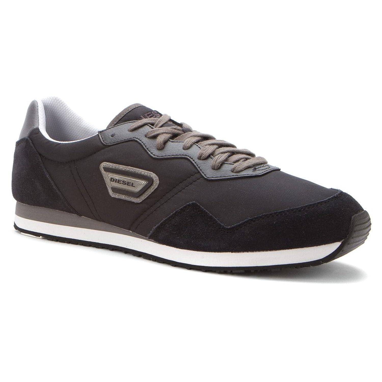 DIESEL Herren Schuhe KURSAL Y01077 P0520 T8013 Gr.: 46 EUR/12.5 USA/29.5  JPN - Black Jake Sneakers, Schwarz- T8013 - Man Schoes Sneaker: Amazon.de:  Schuhe & ...