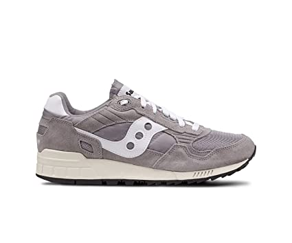 68a41d90b5ac Amazon.com  Saucony Sneakers Shadow 5000 Vintage Grey-White