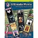 Ultimate Movie Instrumental Solos: Alto Sax, Book & CD (Ultimate Pop Instrumental Solos Series)