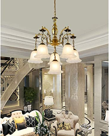 GX Luz De Escalera Giratoria,Escalera De Caracol Compuesta Europea Villa Sala De Estar Comedor Lámparas Decorativas Creativas AA+: Amazon.es: Hogar