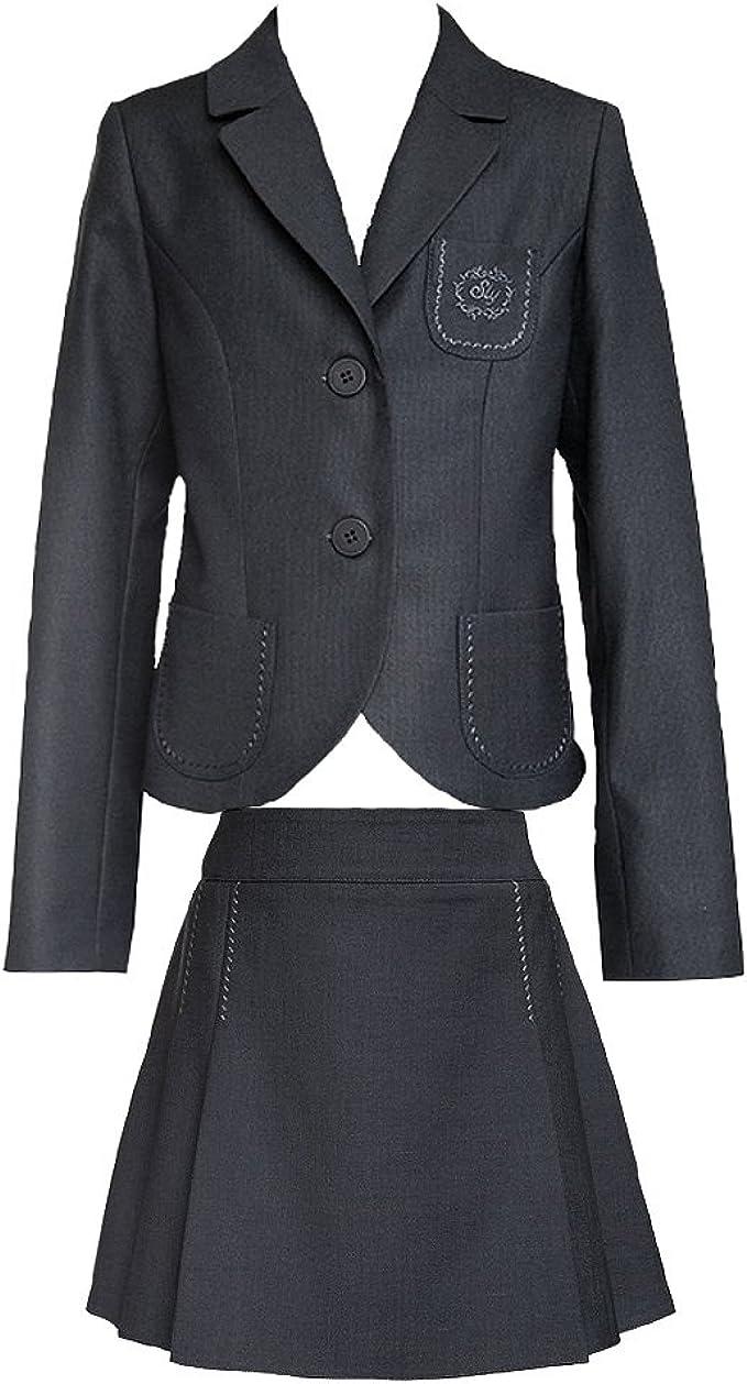 elegante blazer jacken kleine mädchen