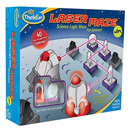 ThinkFun Maze Jr.  Stem Logic Game