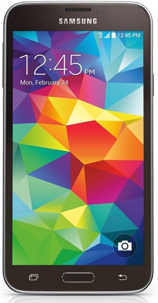 B00JGAQSSS Samsung Galaxy S5 Charcoal Black - No Contract Phone (U.S. Cellular) 61G5xNSc36L.SL1000_