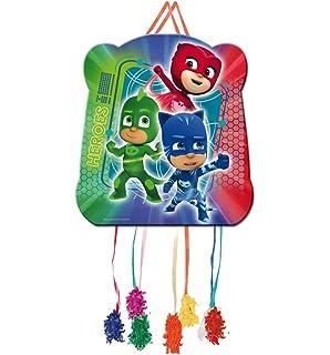 PJ Masks Piñata para decoración de Fiestas (Verbetena 016001319)