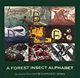 img - for Forest Insect Alphabet book / textbook / text book