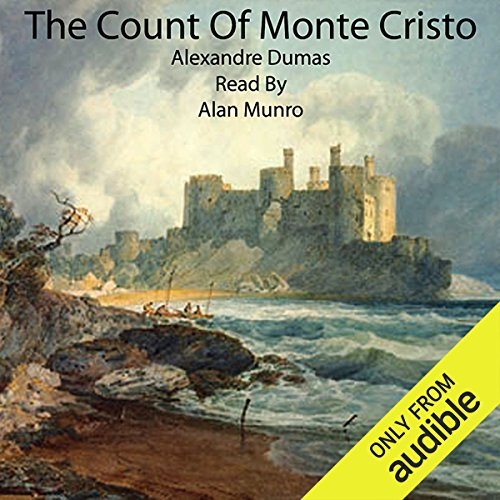 The Count of Monte Cristo Audiobook [Free Download by Trial] thumbnail