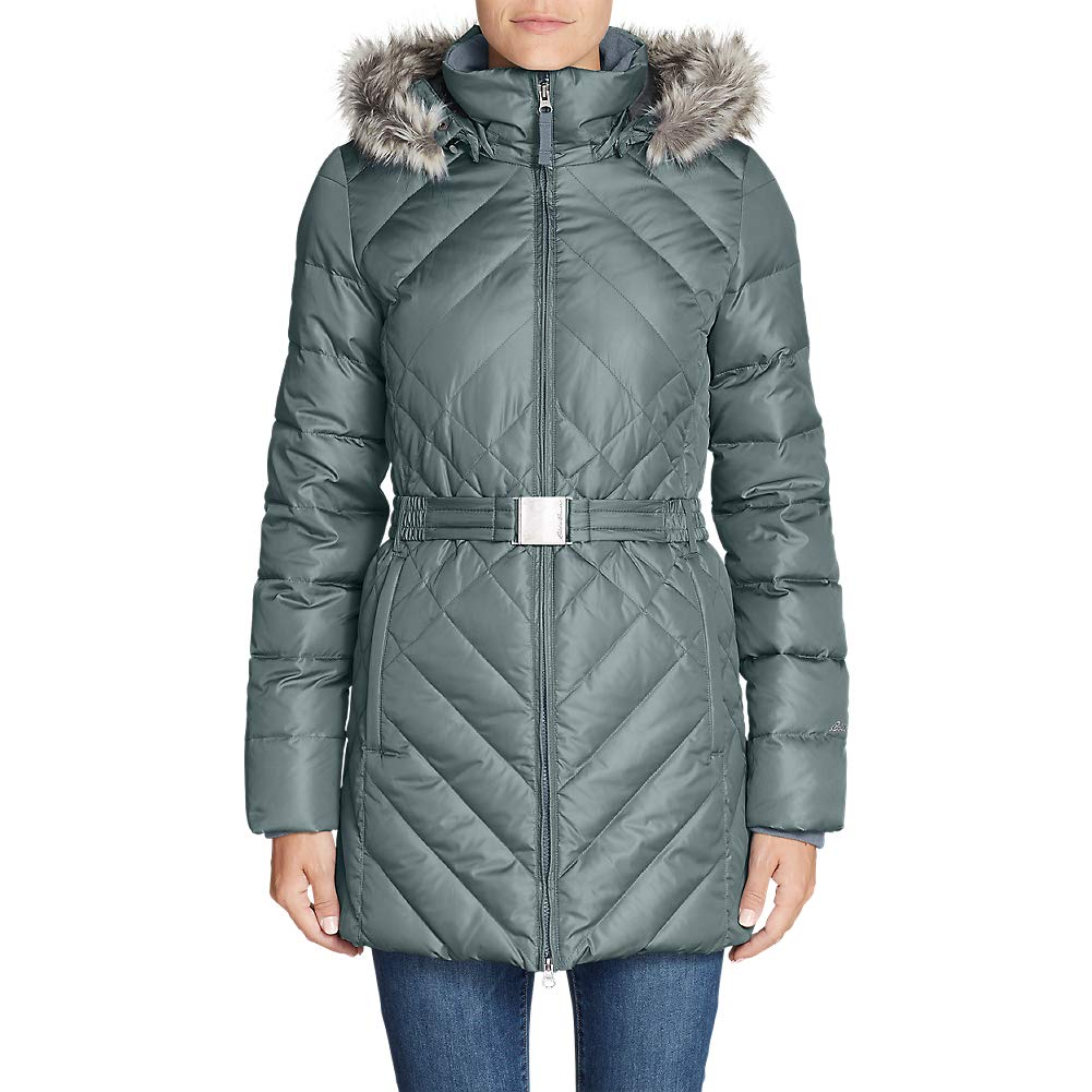 Eddie Bauer Women's Slope Side 2.0 Down Parka 20612436