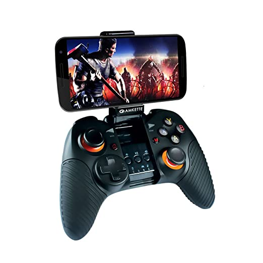 Amkette Evo Gamepad Pro 2 Android Amazonin Video Games