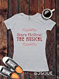 Stars Hollow The Musical Gilmore Girls inspired T-Shirt / Unisex Shirt design Shirt V2 - Ink Printed