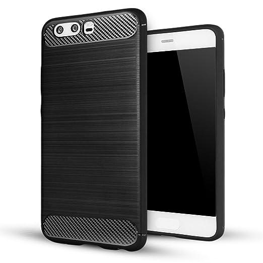 5 opinioni per Huawei P10 Cover,Lizimandu Creative 3D Schema UltraSlim TPU Silikon