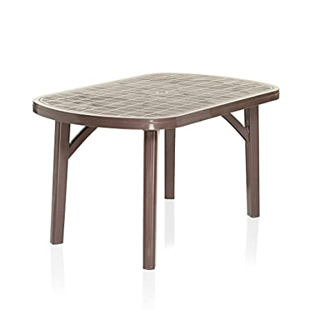 Varmora Dinning Table Dezire (Brown)