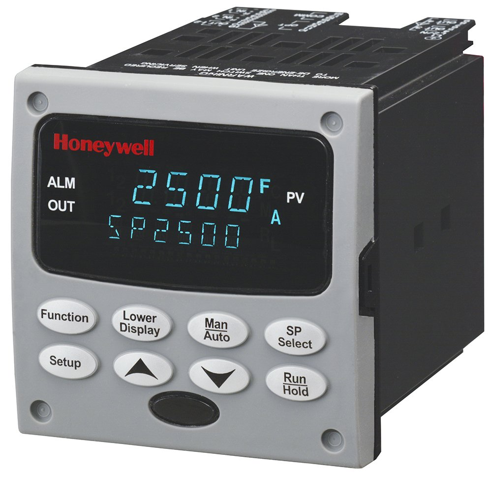 Honeywell UDC2500 Limit Controller DC2500-EE-1L00-200-00000-E0-0:  Amazon.com: Industrial & Scientific