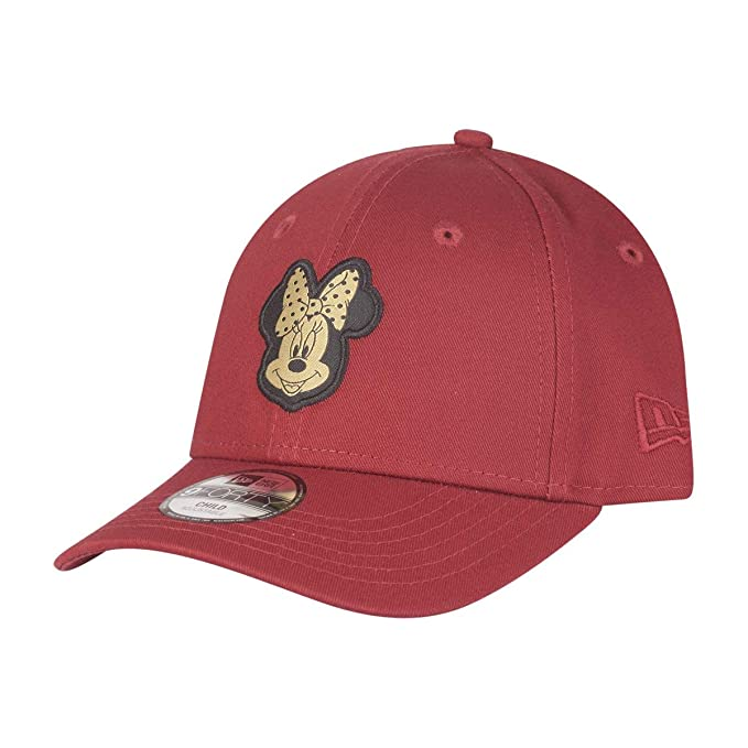 A NEW ERA Era Minnie Mouse Character 9Forty Cap Youth Jugendliche   Amazon.es  Ropa y accesorios 4050f1fefd3