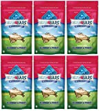 (6 Pack) Blue Buffalo Mini Blue Bars Blueberry & Yogurt Dog Biscuits Review