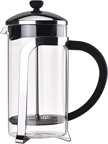 French Press Coffee Tea Makers 8 Cup 1 liter