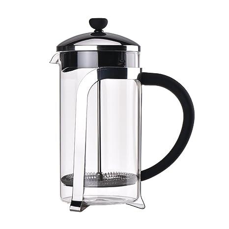 Amazon.com: Cafetera y té, prensa francesa, 8 tazas (1 litro ...