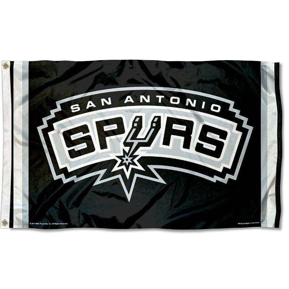 WinCraft NBA San Antonio Spurs Flag 3x5 Banner