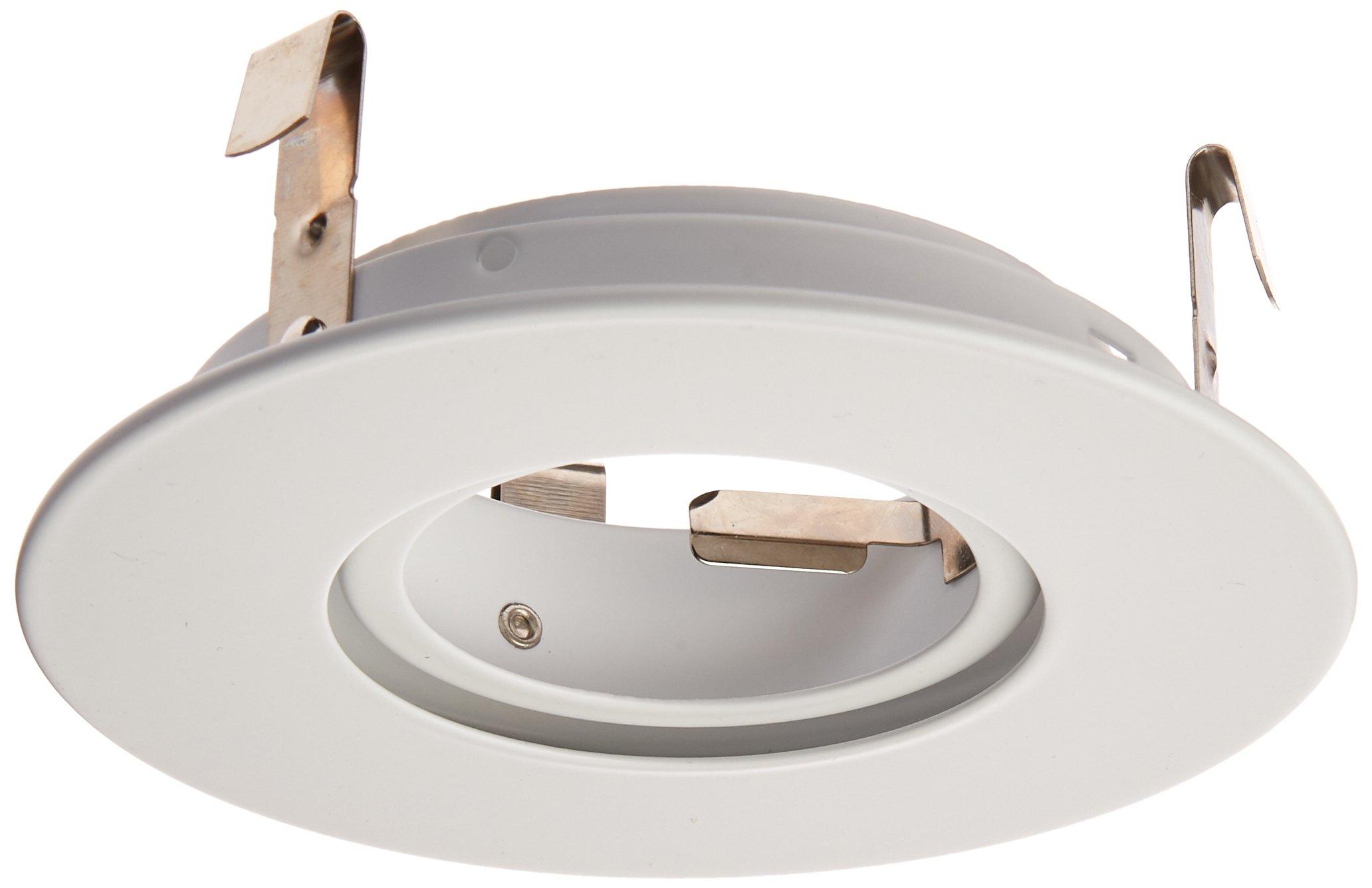 "Elco Lighting EL985W 4"" Adjustable Gimbal Ring - EL985"