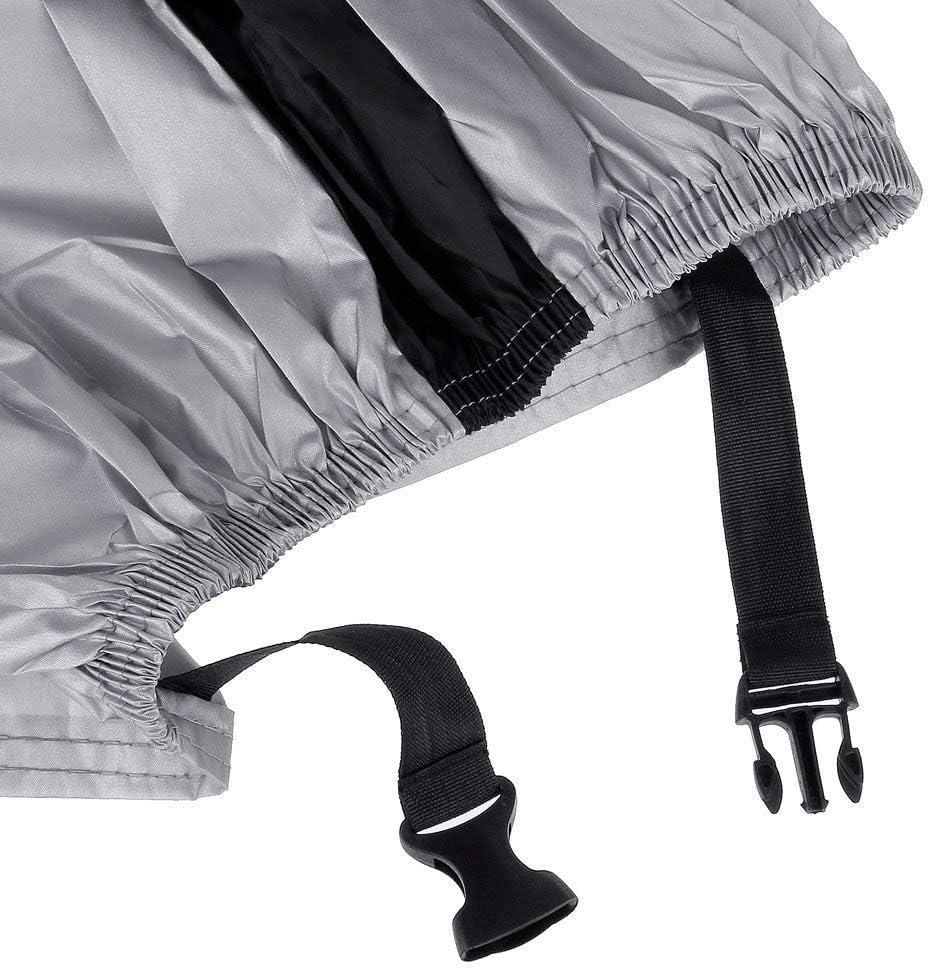 iwobi Housse de V/élo,Sac de Transport Velo pour Exterieur Anti-UV Protection Poussi/ère R/ésistant Impermeable Pluie