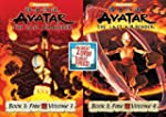 Avatar The Last Airbender Double Pack...