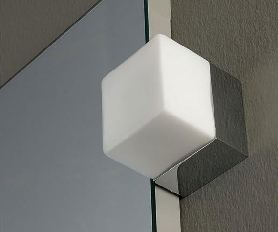 Ebir lampada alogena per specchio bagno amaral s6 montaggio a