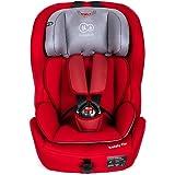 Niño Fuerza Safe tyfix Asiento Infantil para coche con Isofix 9–36kg Grupo 123Rojo rojo rojo