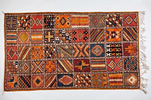 Moroccan Berber Large Rug - 8.17