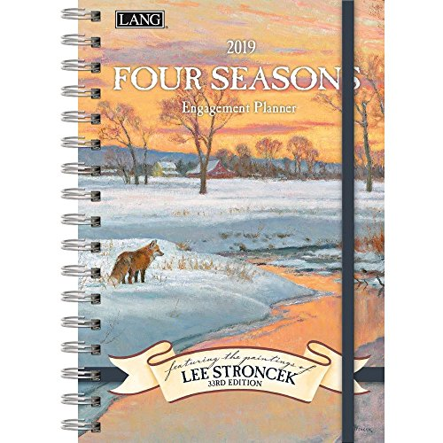 Seasons Weekly - The LANG Companies Four Seasons 2019 Engagement Planner - Spiral (19991011084)