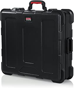 """Gator Cases Molded Flight Case for Utility Equipment up to 19""""x19""""x7"""" with Diced Foam Interior and TSA Approved Locking Latch; (GTSA-UTLDF191907)"""