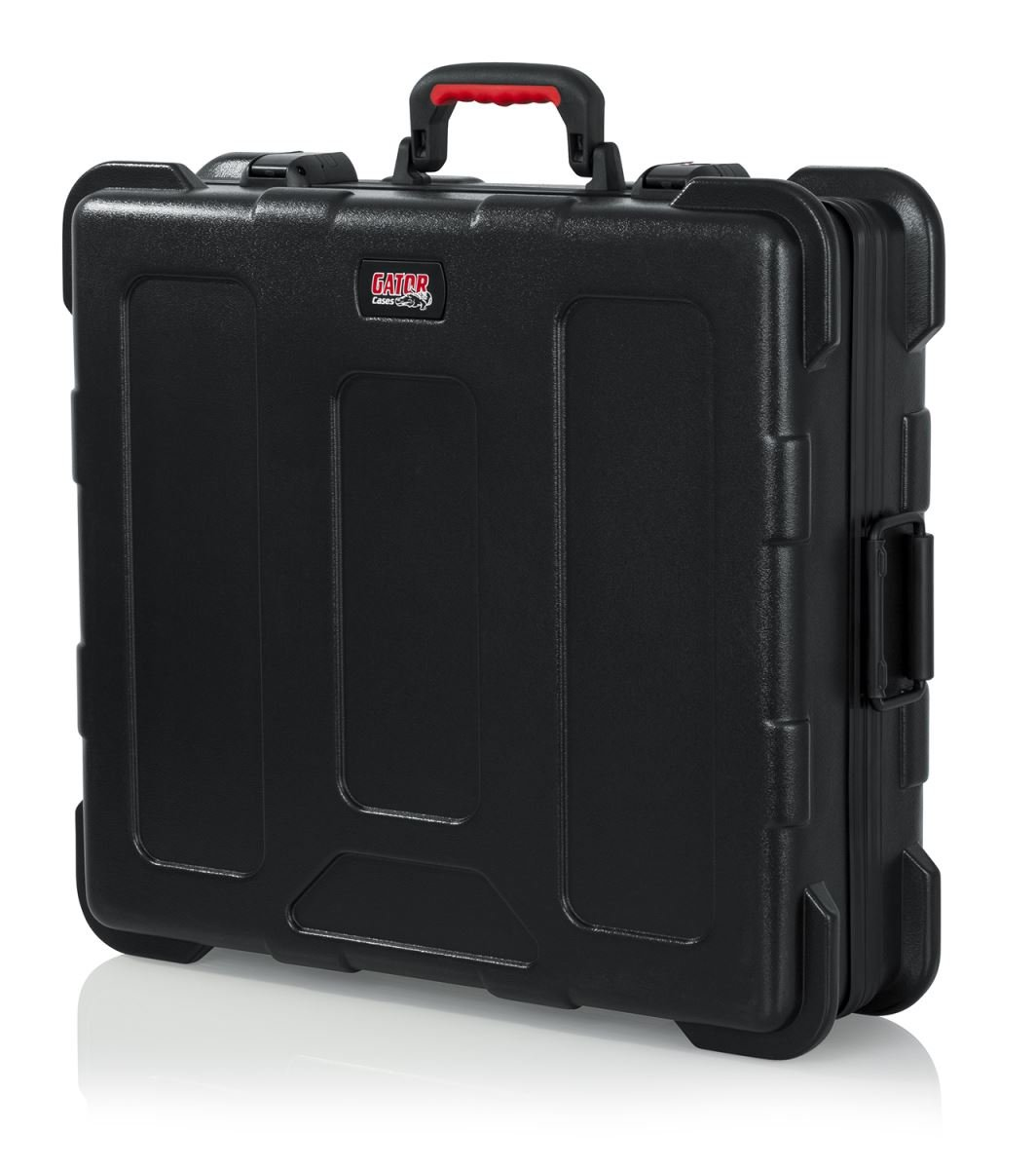 Gator Cases Molded Flight Case for Utility Equipment up to 20''x30''x8'' with TSA Approved Locking Latch; (GTSA-UTL203008)