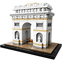 LEGO Architecture Arc De Triomphe 386-Pcs. Building Kit