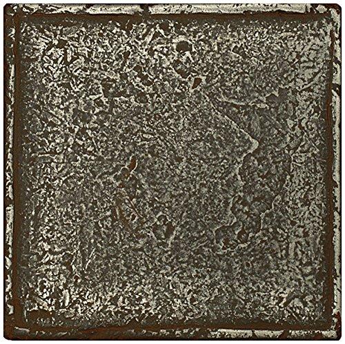 (Dal-Tile 661P-MS10 Metal Signatures Tile, 6