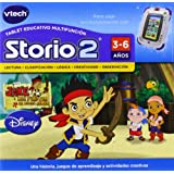 VTech - Juego Jake y los piratas para tablet educativo Storio 2 (3480-231622)