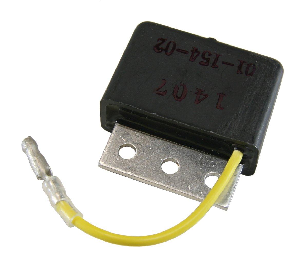 SPI 01-154-02; Voltage Reg Snowmobile Univ Ac 1 Wire Made by SPI 5559110316