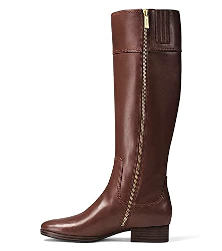 627fd7690bd Femmes Michael Michael Kors Bottes Couleur Marron Mocha Taille 41 EU   9.5  Us  Amazon.fr  Chaussures et Sacs