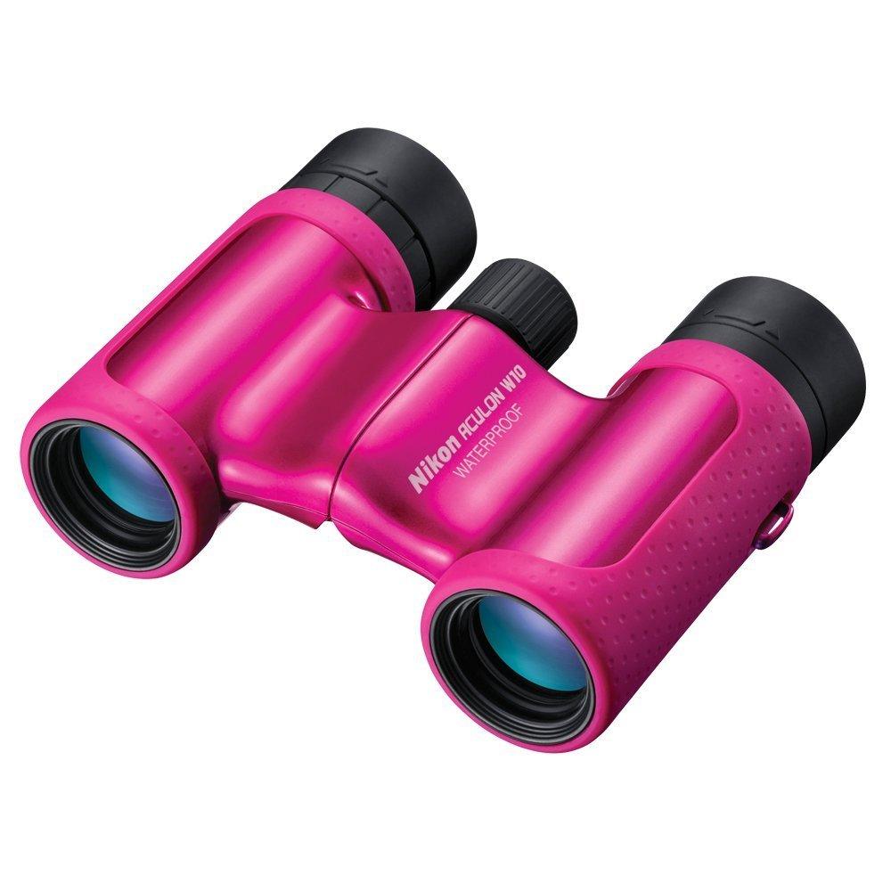 Nikon 16011 ACULON W10 8X21 Binoculars (Pink) [並行輸入品] B019SZ6MQ8