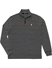 Polo Ralph Lauren Men\u0026#39;s Long Sleeve Striped Pullover